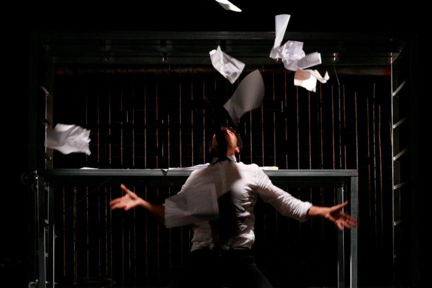OFF/OFF Theatre | CONDANNATO A MORTE dal 31 gennaio con GianmarcoSaurino