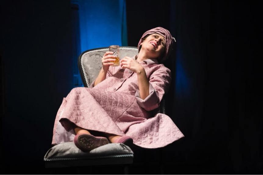 Recensione | ÉDITH PIAF – L'usignolo non canta più al teatro dellaCometa