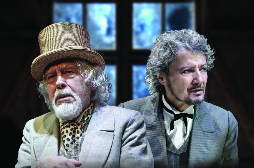 Teatro Eliseo | I FRATELLI KARAMAZOV dal 5febbraio