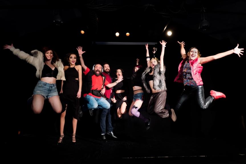 Teatro Keiros | TEATRO E F*GA, spettacolo d'improvvisazione dal 10gennaio
