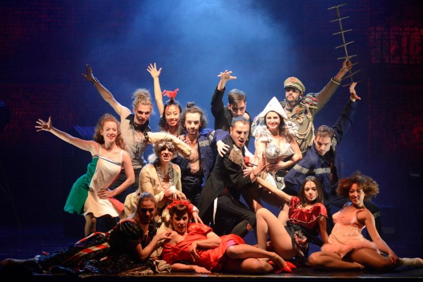 Teatro Vittoria| LE MUSICHALL IN TOUR dal 10gennaio