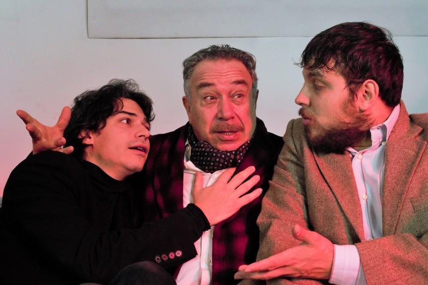 Teatro Tirso de Molina | PENSIONE SILLA dal 9 gennaio, regia di MassimoCorvo