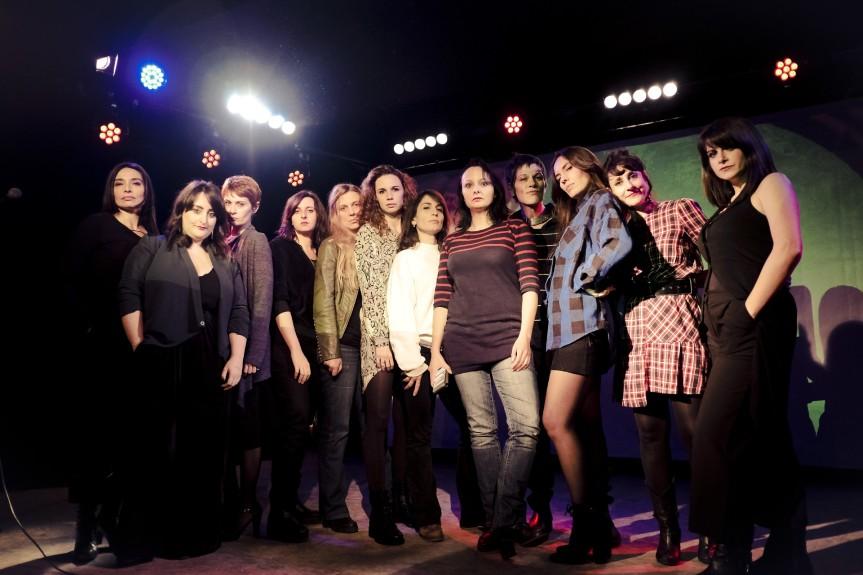 Il 18 dicembre al MONK con la satira al femminile diU.G.O.