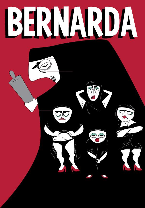 Teatro Studio Uno | BERNARDA O IL CAOS DI BERNARDA ALBA dal 28febbraio