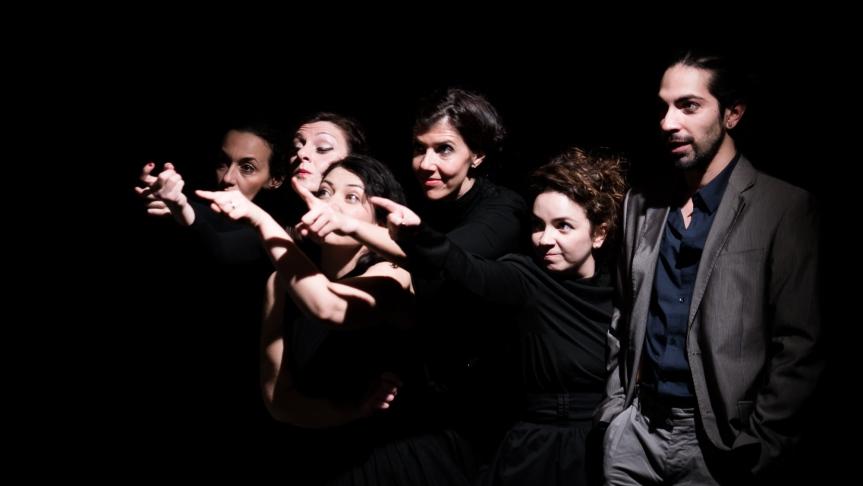 Teatro Keiros | IL SIGNOR ODIO di Stefano Benni e Giorgia Mazzucato dal 28febbraio