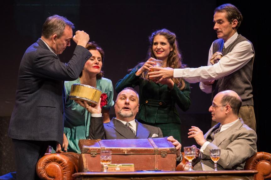Teatro Quirino | LA CENA DELLE BELVE dal 19febbraio