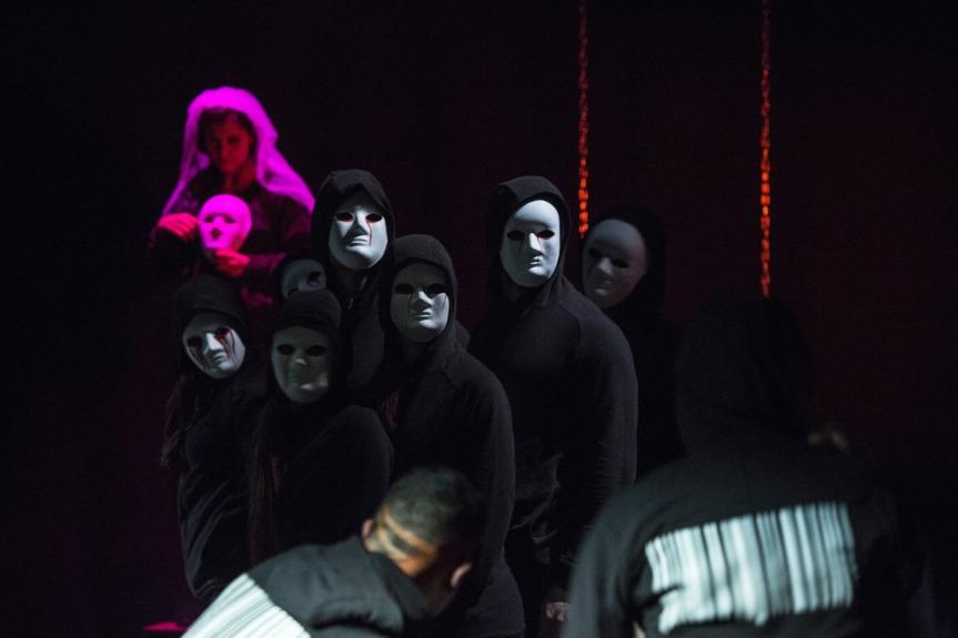 Teatro Studio Uno | LA SPOSA PRIGIONIERA dal 28febbraio