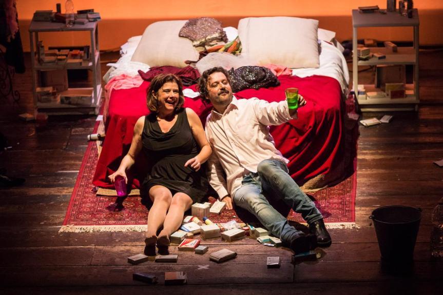 Teatro Belli |NEUROTANDEM dall'8 febbraio, regia di AntonioSalines