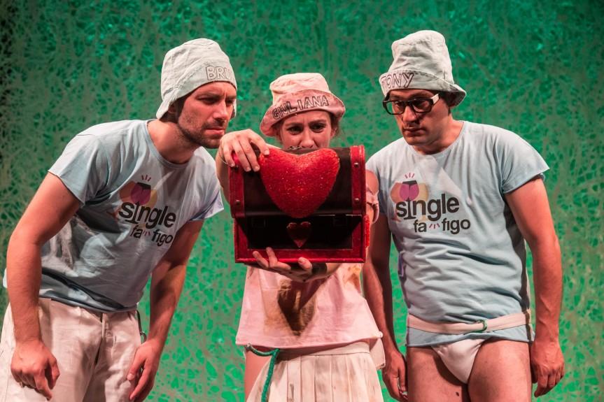 Teatro Vittoria | SINGLES dal 12febbraio