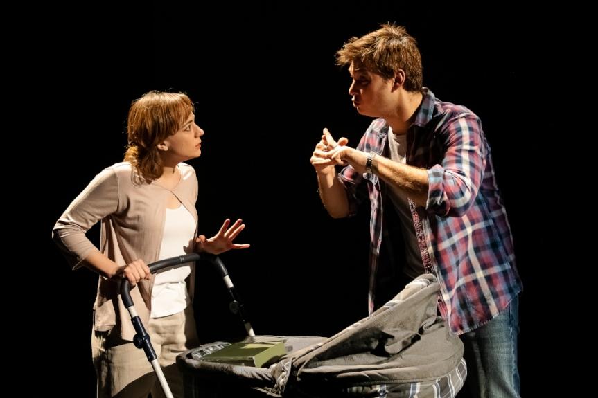 Teatro Ambra Jovinelli   TEMPI NUOVI di Cristina Comencini dal 27febbraio
