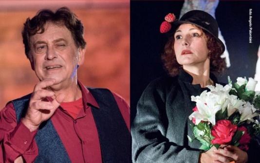 Teatro Vittoria | LA GENTE DI CERAMI dal 7 marzo con Massimo Wertmullere AnnaFerruzzo