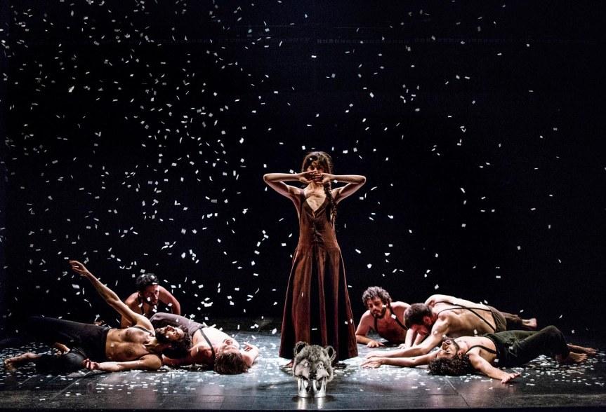 Teatro Vascello | ABITARE LA BATTAGLIA dal 27marzo