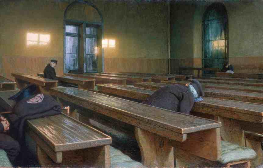 La Galleria d'Arte Moderna di Milano presenta la mostra MORBELLI 1853 –1919