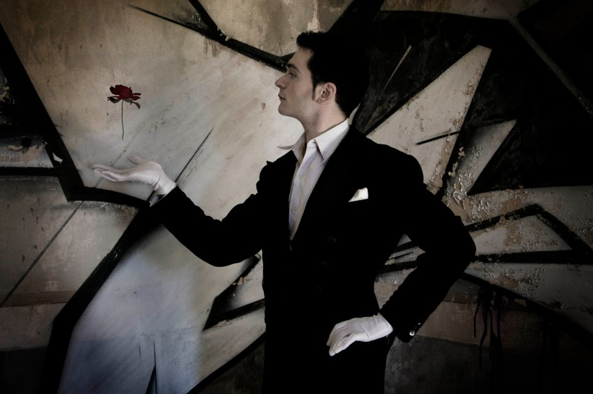 Teatro Vittoria | Magic Dorian in LA STANZA MAGICA dal 1marzo