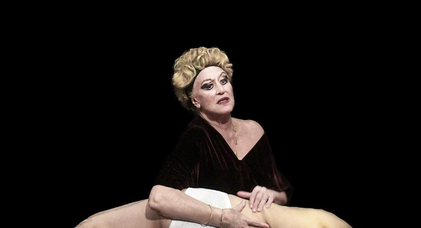 Teatro Arcobaleno | Dal 23 marzo Francesca Benedetti èECUBA
