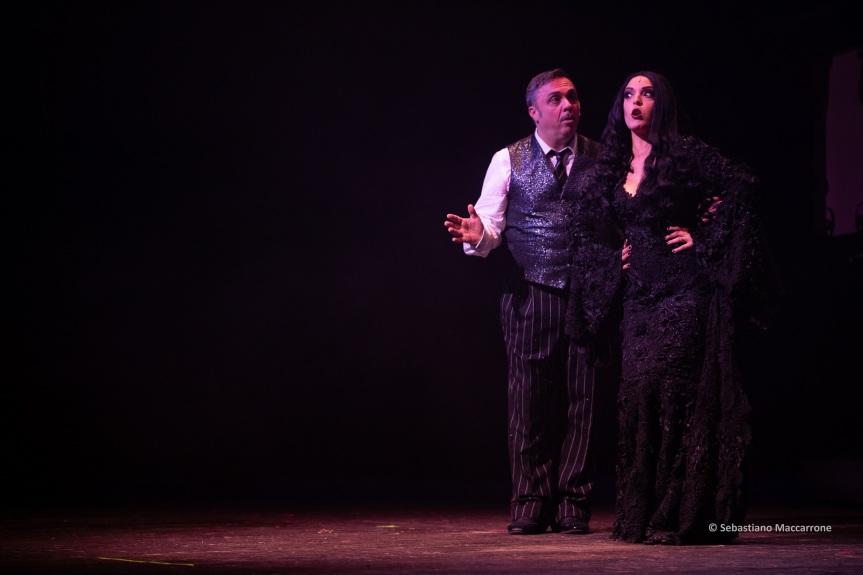 Teatro Lyrick | Il 12 marzo LA FAMIGLIA ADDAMS con GabrieleCirilli