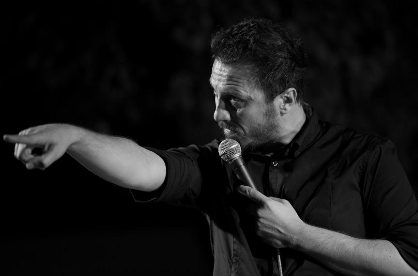 Auditorium Capitini | Giorgio Montanini il 16 marzo a Perugia con QUANDO STAVO DA NESSUNAPARTE