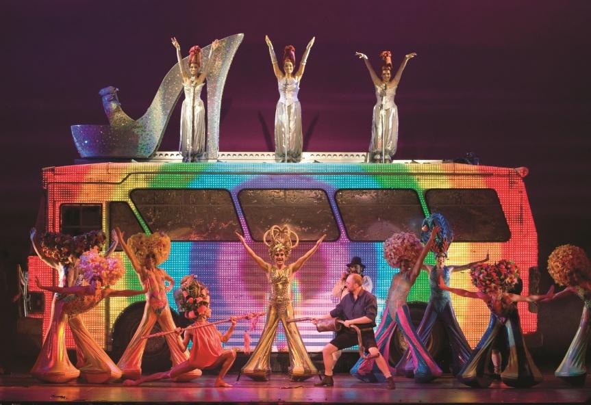 Teatro Brancaccio | PRISCILLA LA REGINA DEL DESERTO dal 7marzo