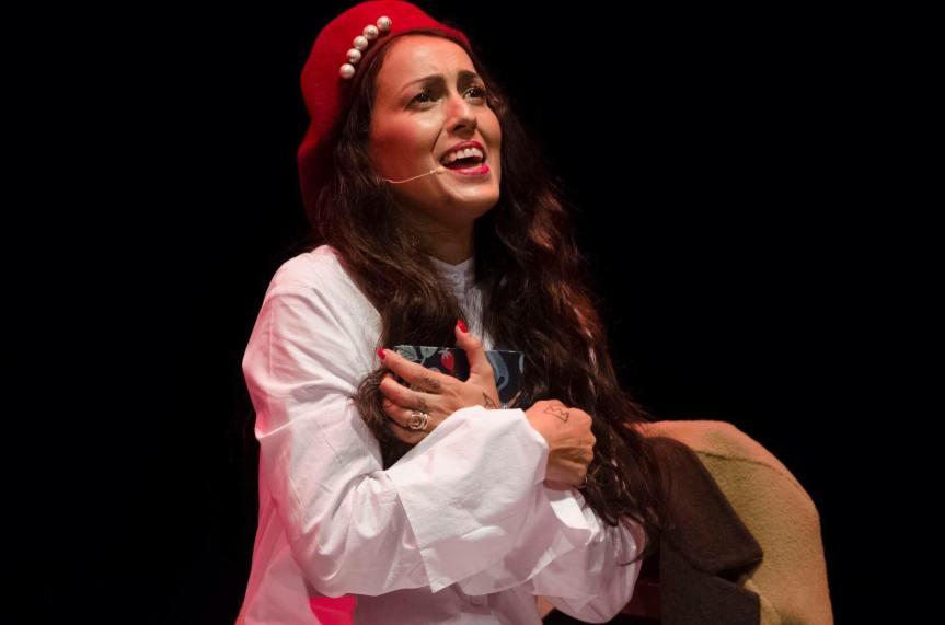 Teatro Golden | A TU PER TE CON Syria: omaggio a GabriellaFerri