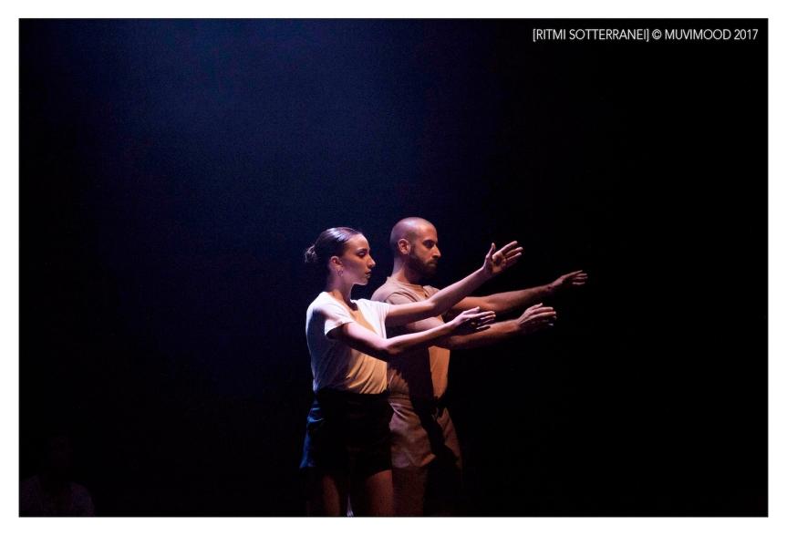 Spazio Diamante |Le coreografie di Ritmi Sotterranei e Slate venerdì 5aprile