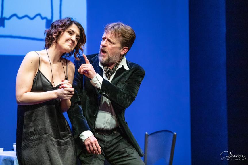 OFF/OFF Theatre | THE PRUDES con Carlotta Proietti e Gianluigi Fogacci dal 16aprile