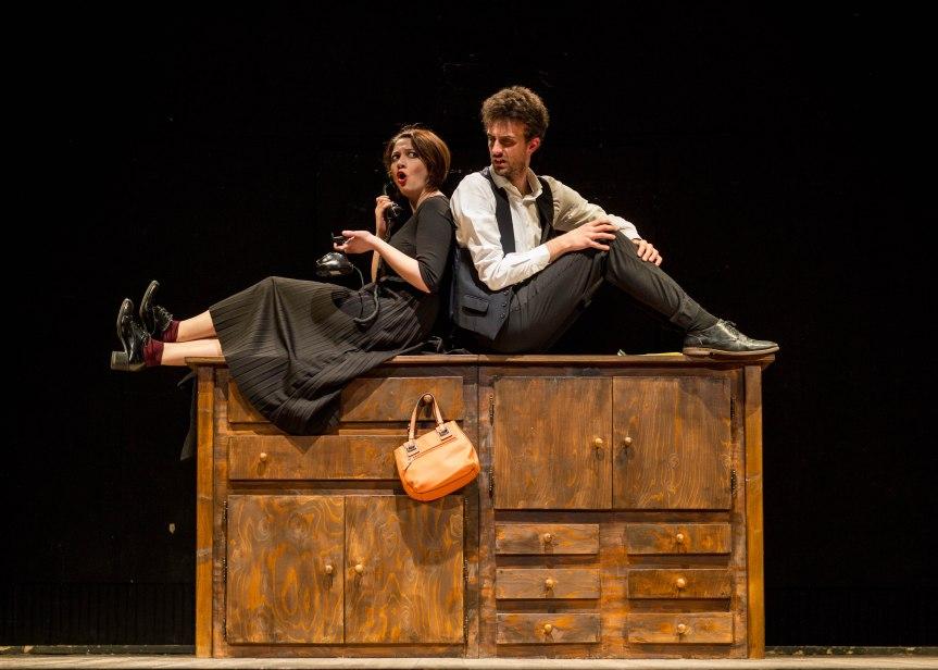 Teatro Vittoria | CARL, scritto e diretto da Giulia Bartolini dal 18aprile