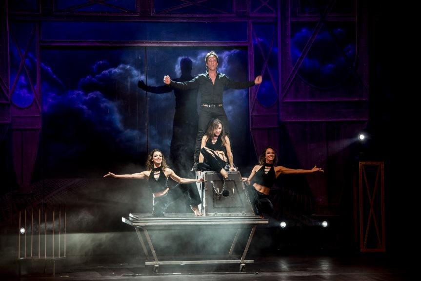 Teatro Brancaccio | REAL ILLUSION 2019 con Gaetano Triggiano dal 12aprile