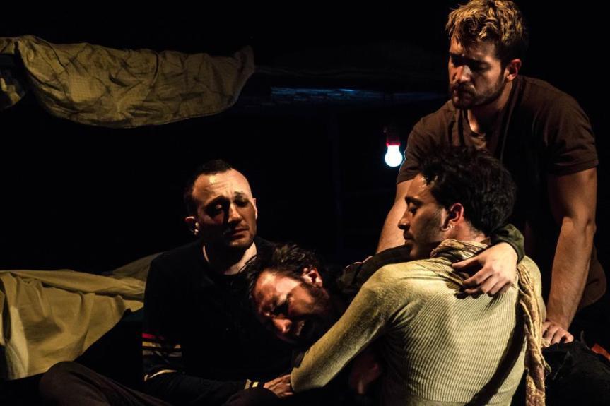 Teatro Garbatella  L'ARIA con la regia di Giulia Paoletti il 13 e 14aprile
