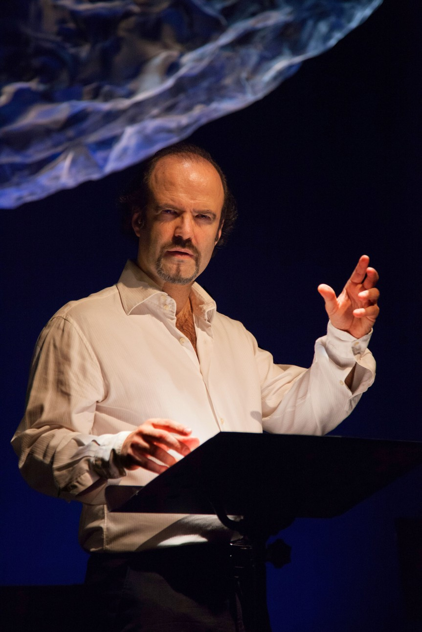 Teatro Arcobaleno | ORLANDO FURIOSO con Vincenzo Zingaro dal 3maggio