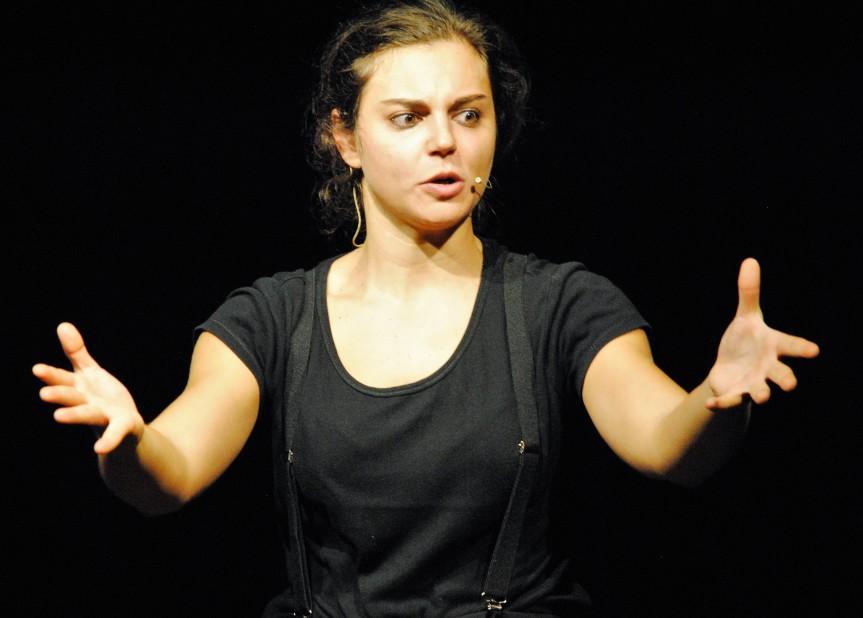 Teatro Ivelise | PAROLA D'ORDINE: DISORDINE il 13 e 14aprile