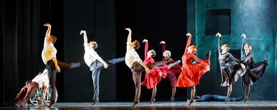 Teatro Vittoria | GIULIETTA E ROMEO, dal 9 aprile con le coreografie di Fabrizio Monteverde