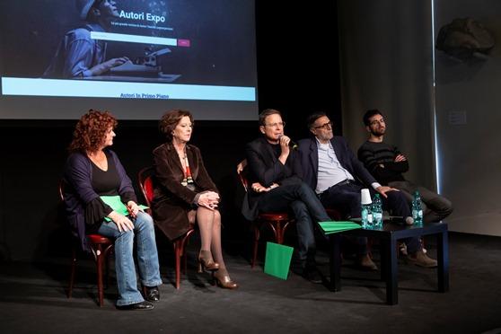 Presentato Autori Expo, il primo sito di autori per gliautori