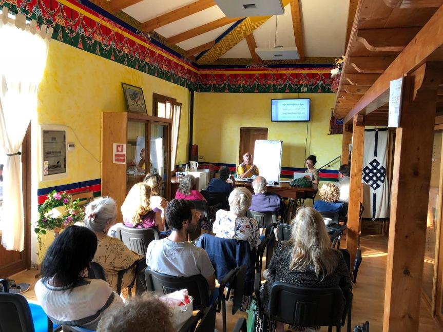Dal 27 aprile incontri culturali itineranti tra Merigar eArcidosso