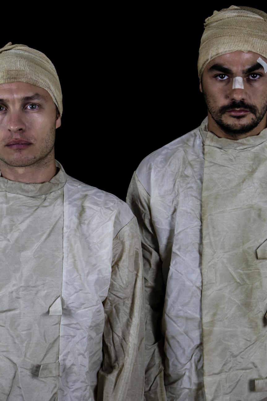 Teatro Brancaccino| LA GABBIA diMassimiliano Frateschi dal 2maggio