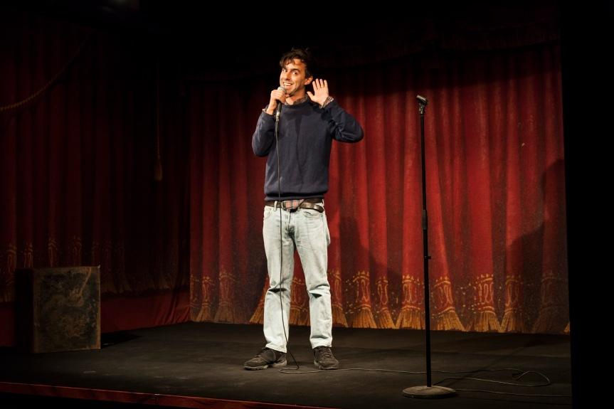 OFF/OFF Theatre | Luca Ravenna in LIVE SHOW il 2 e 3maggio