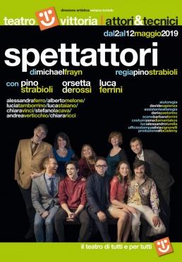 Teatro Vittoria | SpettAttori diMichael Frayn dal 2 al 12maggio