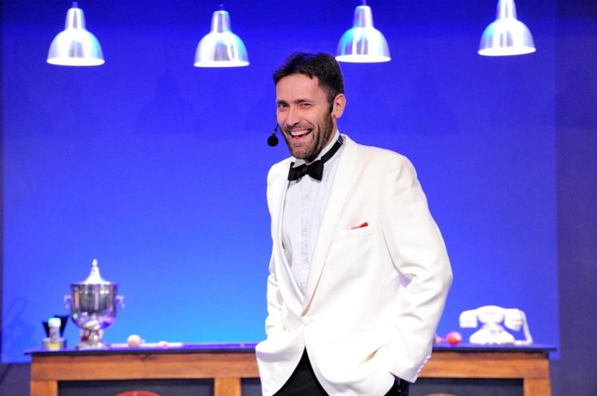 Teatro della Cometa | L'ULTIMO RECITAL di e con Marco Zadra dal 2maggio