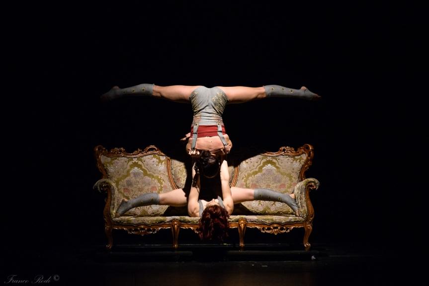 Teatro Olimpico | STEAM, l'ultma sfida acrobatica dei Sonics dal 16 al 20aprile