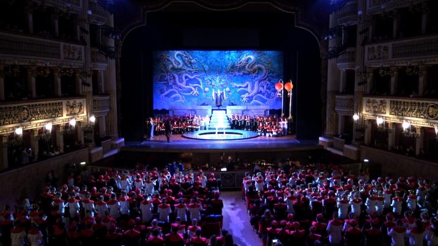 Teatro Eliseo | GIOVANISSIMI ALL'OPERA! Il progetto Scuola InCanto arriva a Roma con laTURANDOT