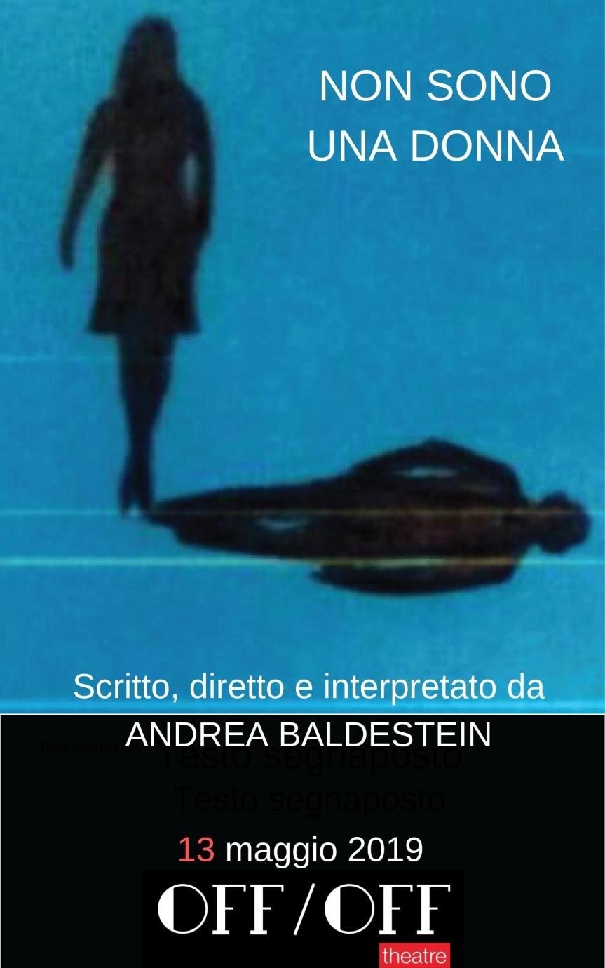 OFF/OFF Theatre | Il 13 maggio Pino Strabioli incontra AndreaBaldestein