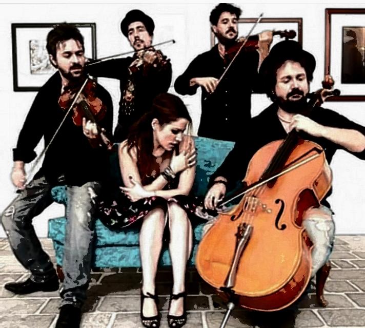 Teatro Menotti | Il 9 maggio Helena Hellwig & Khora Quartet in concerto conArchiRock
