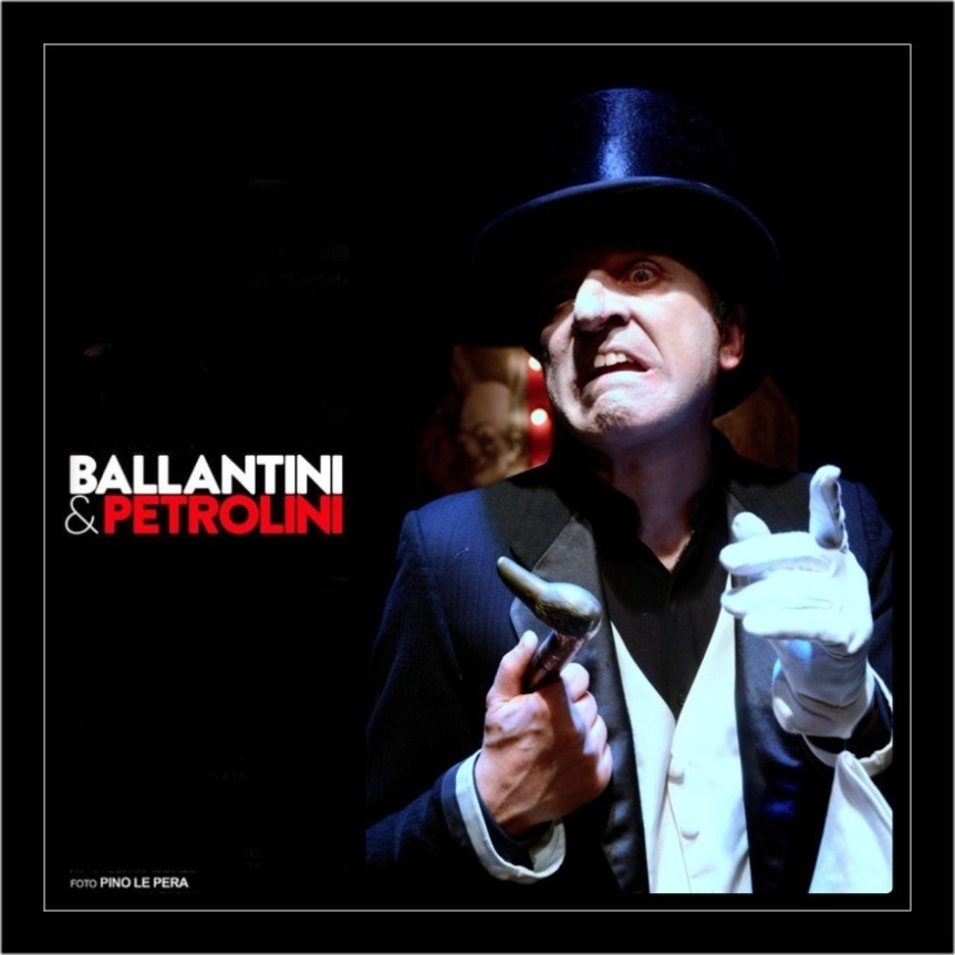 Off/Off Theatre | Il 27 maggio torna BALLANTINI EPETROLINI