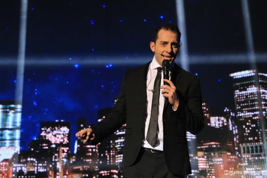 Sala Umberto | Francesco Cicchella in MILLEVOCI TONIGHT SHOW dal 7maggio