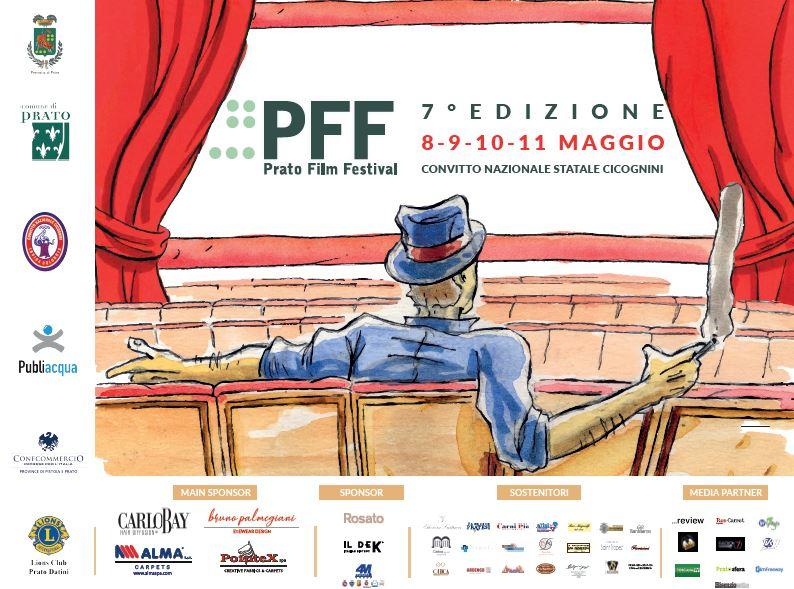 Dall'8 all'11 maggio la VII edizione del Prato FilmFestival