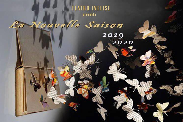 Teatro Ivelise: online il bando per la Nouvelle Saison2019/2020