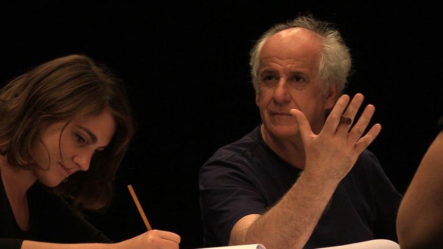 Teatro Argentina | Proiezione del Film IL TEATRO AL LAVORO con Toni Servillo il 30maggio