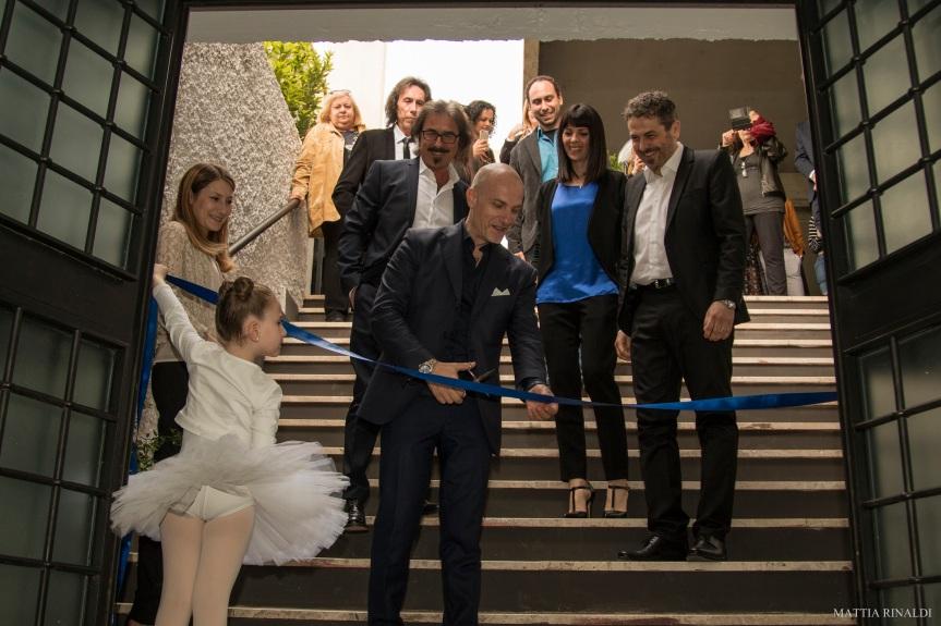 Inaugurata l'accademia artistica più grande d'Italia:ARTVILLAGE