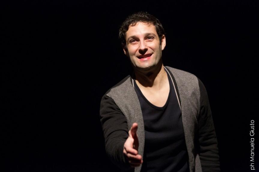 OFF/OFF Theatre | ANTROPOLAROID di e con Tindaro Granata dal 7maggio