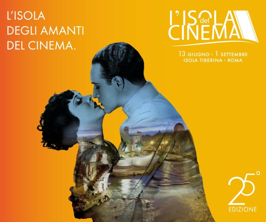 L'Isola del Cinema 2019: dal 13 giugno la XXVedizione
