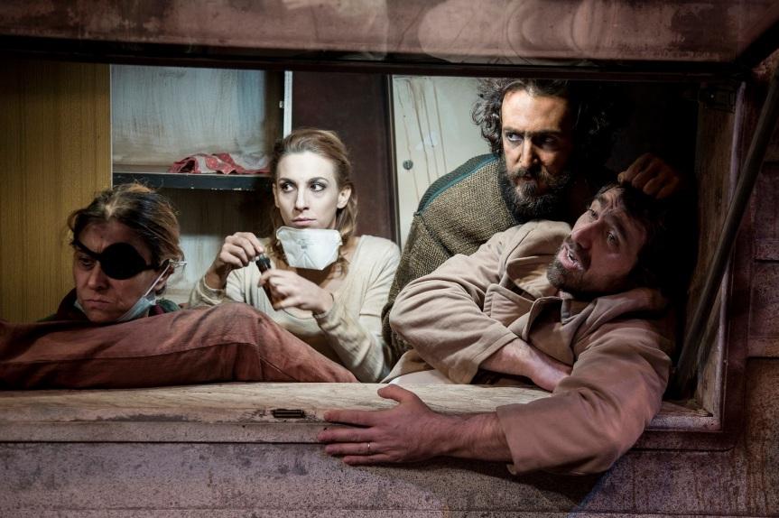 Teatro Elfo Puccini | COUS COUS KLAN dal 21giugno